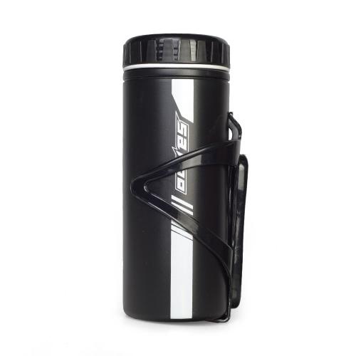 SAHOO 750ml Flaschenlager Pod Radfahren Fahrrad Fahrrad Werkzeug Aufbewahrung Flasche Fallhalter Container