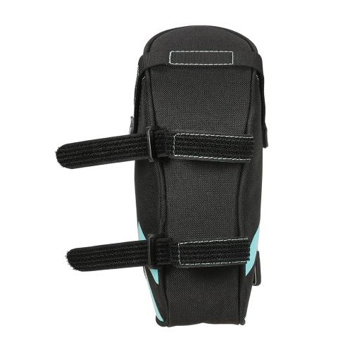 ROSWHEEL рефлексивных велосипедов сумка седло мешок на открытом воздухе Велосипед MTB горный велосипед сиденья задняя сумка сумка сумка сумка инструмент с держателем бутылки воды