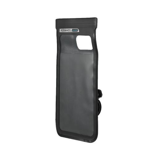ROSWHEEL TROCKEN 6.0 Zoll Fahrrad Fahrrad Radfahren Touchscreen Tasche Voll Wasser resistent Telefon Halter Taschen Zubehör Lenker 360 drehen