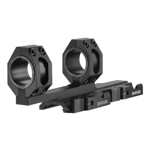 """Montaje de Riflescope para caza al aire libre Montaje de alcance rápido para tubos de 30mm y 1 """"22mm"""