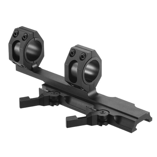 "Outdoor Jagd-Riflescope Mount Quick-Release Scope Mount für 30mm und 1 ""Scope Tubes 22mm Rail"