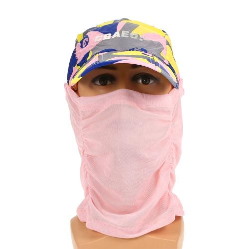 Schutz-Sonne-Kappe entfernbarer Ansatz-Gesichts-Klappen-Abdeckungs-Kappe für Fischen-wandernde Garten-Arbeit im Freien Tätigkeiten