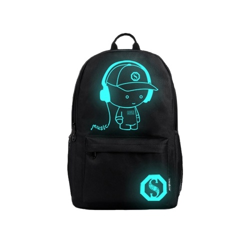 47% OFF Men Women's Student Cartoon School Bags Casual Travel Bag,limited offer $12.71