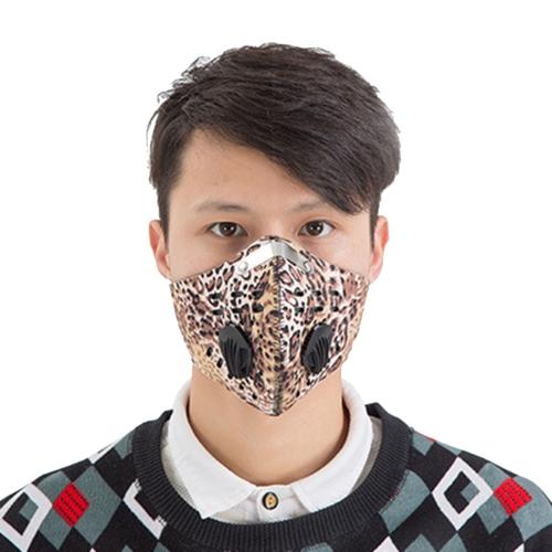 Máscara de ciclismo Máscara facial de bicicleta de bicicleta Máscara de prueba de viento frío Máscara de deporte al aire libre