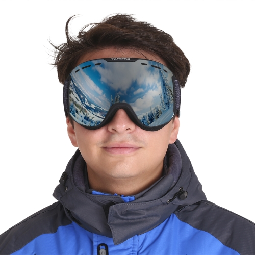 TOMSHOO OTG Winter Schneesport Skibrille