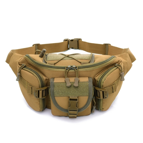 Free Knight Outdoor Molle Талия Пакет Fanny Packs Сумка для мешков с поясом для путешествий по скалолазанию Bumbag