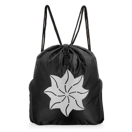 22L plegable mochila bolsa de deporte al aire libre gimnasio saco paquete bolsa de viaje bolsa de playa