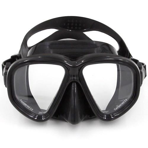 ダイビングマスクゴーグルスイミングダイビングシュノーケリングガラス器具強化ガラス強化ガラス