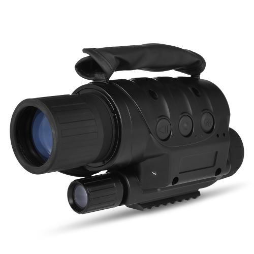 Digitale Nachtsicht Monocular Teleskop Infrarot Gerät Foto Video Recorder für Camping Wandern Reisen Jagd
