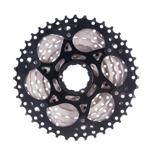 ZTTO 11-40T 9 Velocidad de ancho de Sunrace para bicicleta de bicicleta MTB engranajes de rueda de cassette en la región montañosa y carretera