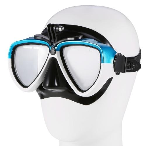Lixada Anti-fog Snorkeling Goggles Mask Swimming Goggles Glasses
