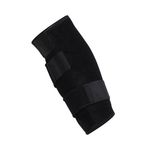 Kalb Compression Brace Verstellbare Kalb Brace Leg Shin Unterstützung Kalb Compression Wrap Brace Elastische Kalb Support Straps