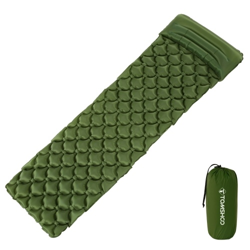 TOMSHOO Ultralight Inflatable Sleeping Pad