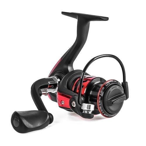 5.1:1 Spinning Reel 10 Ball Bearings Metal Spool Spinning Fishing Reel Carp Fishing Tackle