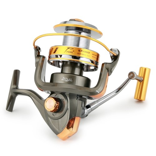 12+1 BB Fishing Reel Spinning Reel Left/Right Interchangeable Collapsible Handle Boat Sea Fishing Reel Long Casting Reel 33LB thumbnail