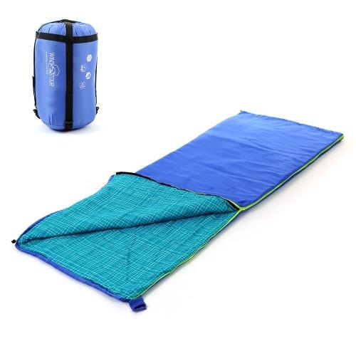 Umschlag warme Schlafsack