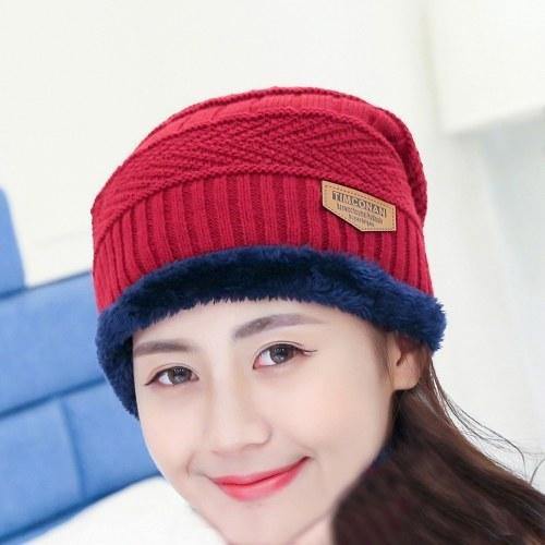 Sombrero Heanie de punto térmico de invierno