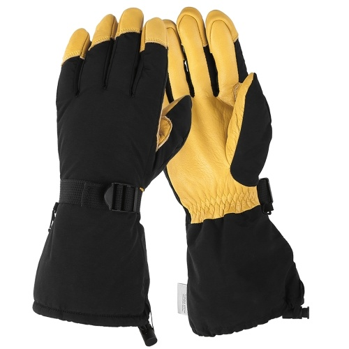 Skiing Glove Winter Snowmobile Sports Snow Shoveling Motorbike Riding Thermal Gloves