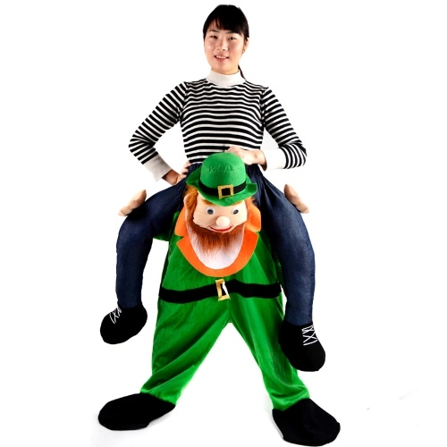 Funny Stuffed Carry Back Ride on Mascot Pants Costumes