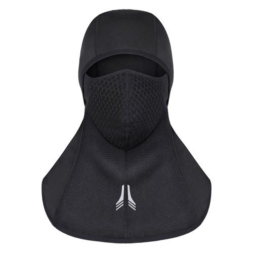 冬の撥水暖かいフリースフルフェイスマスク