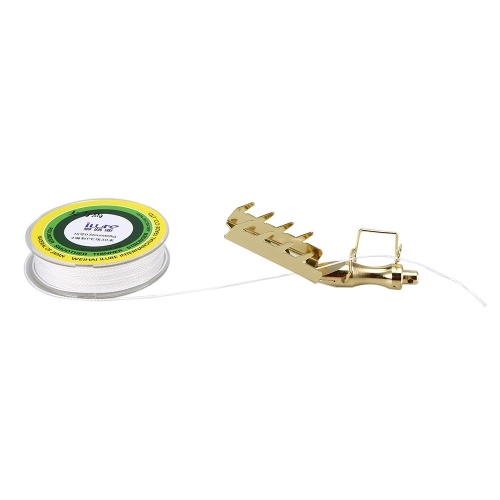 Fishing Lure Retriever Lure Bait Saver Seeker Lure Rescue Tackle with 30m PE Line Lure Fishing Tackle Tool Image