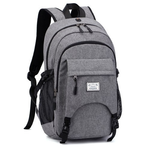 Student Waterproof School Basketball Book Laptop Backpack
