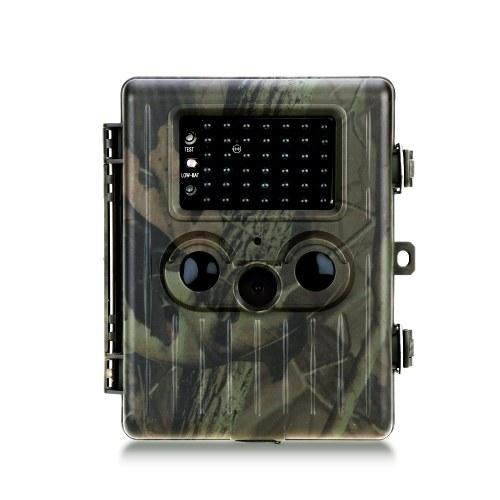 Câmera de caça de trilha HT-002LIG 12MP 1080P