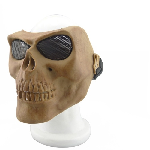 MA-22 Half Full Face Protective Safety Mask Prop Image
