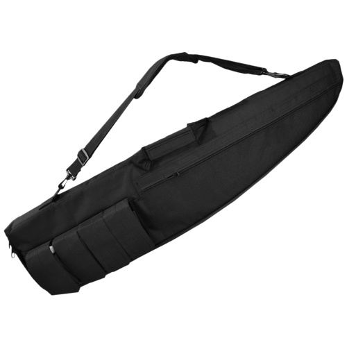 Fishing Rod Bag Outdoor Padded Gear Bag Combat Training Gear Bag with Detachable Shoulder Strap
