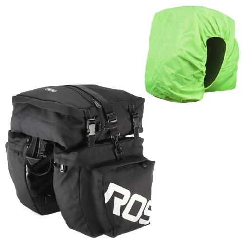 3 in 1 Multifunction Road MTB Mountain Bike Bag Image