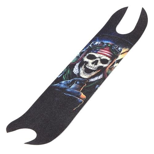 Anti-slip Footboard Sandpaper Creative Sticker Pedals Rough Tape