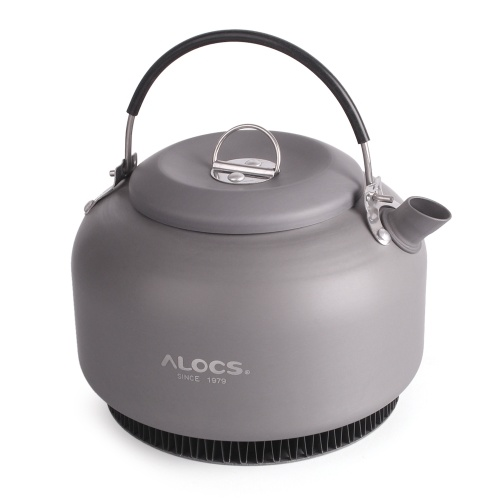 ALOCOS 1.4L Bule De Água Da Chaleira Da Liga