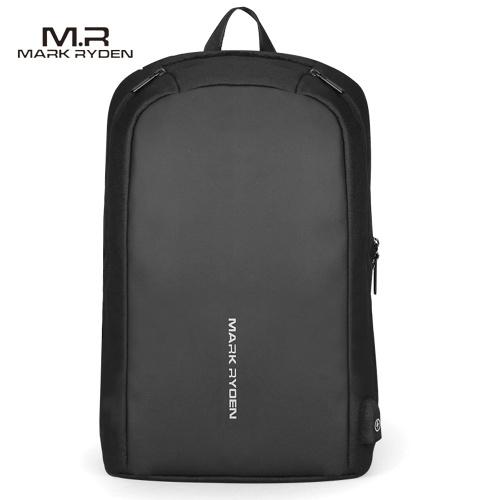 MARK RYDEN Portable Fashionable Casual Anti-Thief Zaino multifunzionale impermeabile per caricare gli uomini all'aperto