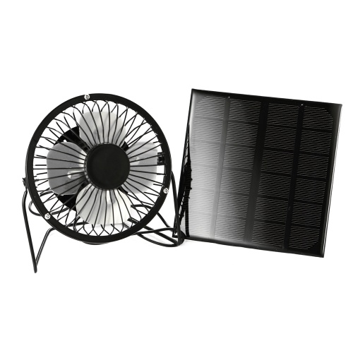 Outdoor Mobile Phone Powered Solar Panel Fan