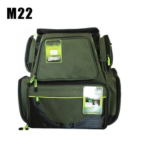 Angeltasche Multifunktionsrucksack mit großer Kapazität