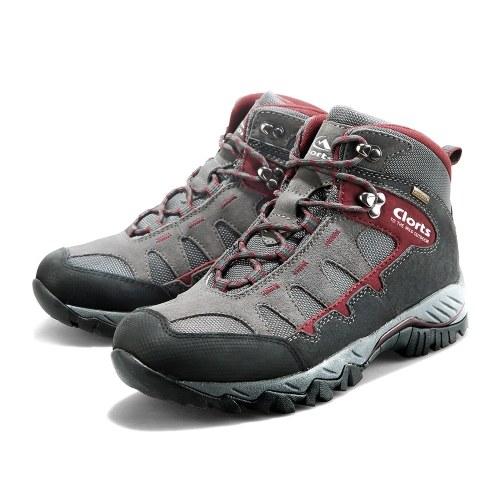 Clorts HKM-823 leve impermeável respirável sapatos botas
