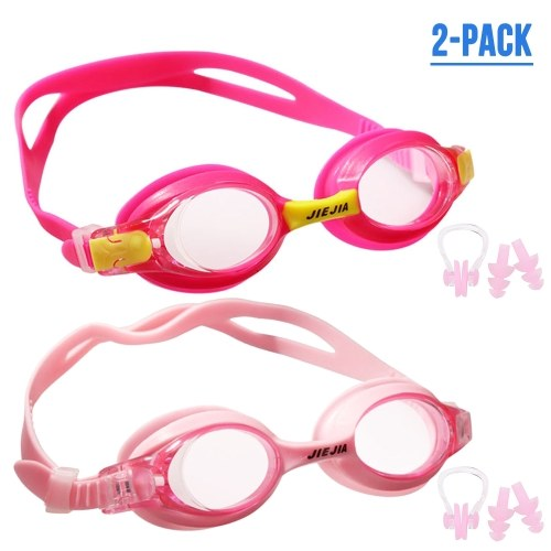 2 Packs Kids Goggles