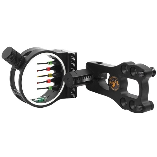 3-Pin Bow Sight with Level Archery Sights thumbnail