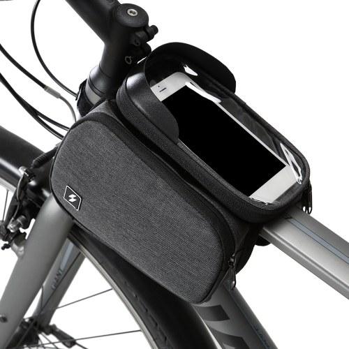 Bike Top Tube Bag Cycling Front Frame Bag