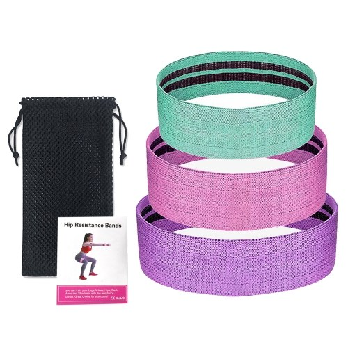 1PCS Exercise Resistance Loop Band