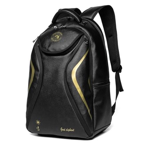 30L Tennisrucksack Sportreiserucksack Daypack mit separatem Schuhfach für Badminton-Tennisschläger