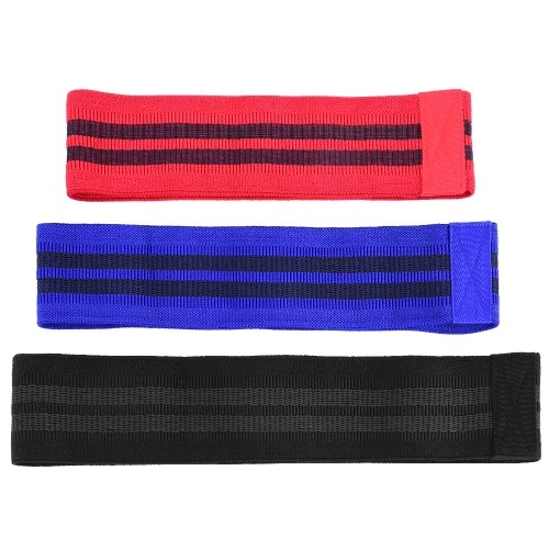 3 PCS Sports Exercise Resistance Loop Bands