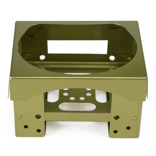 Portable Stove Camping Stove Folding Stove Portable Solid Alcohol Stove for Outdoor