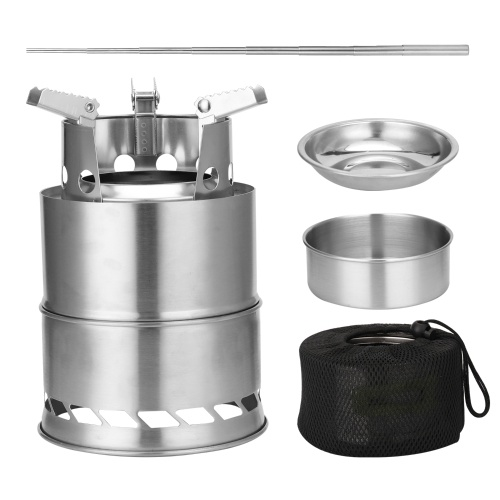 Portable Outdoor Camping Furnace