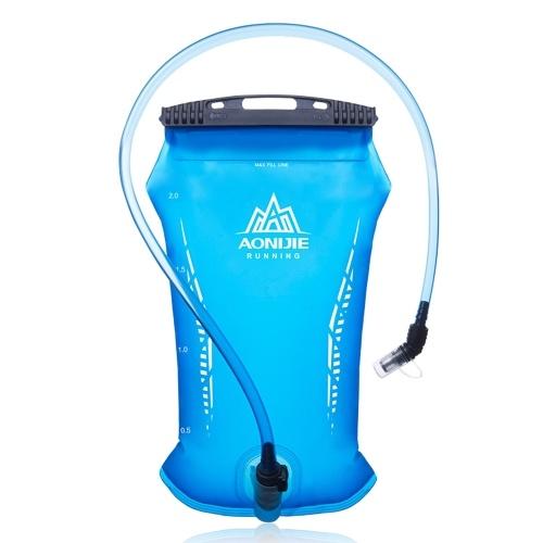 Sports Water Bottle TPU Drinking Bag Portable Water Bladder Image