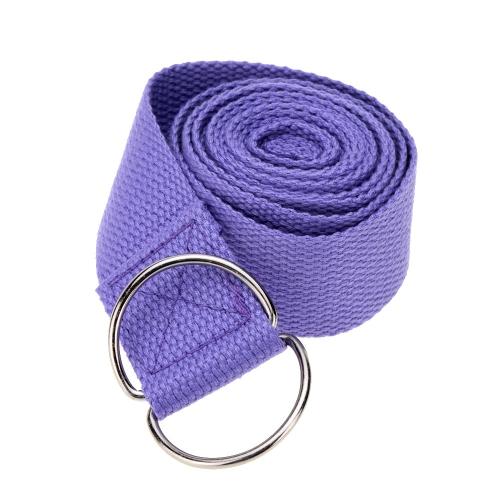 183 * 3.8cm Stretch Yoga Belt Strap