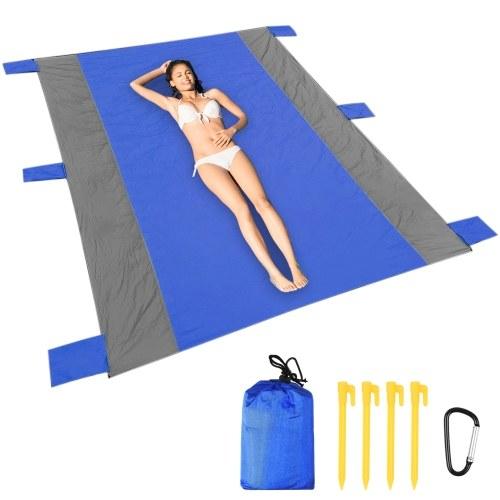 Water Resistant Beach Blanket 210x200cm