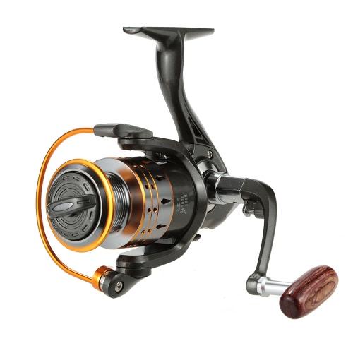 12 + 1 Rolamentos Spinning Fishing Reel Esquerda / Direita intercambiáveis Handle alta velocidade Peixe Reel