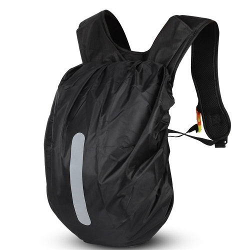 WEST BIKING Waterproof Bicycle Bag Rain Cover Reflective Shoulder Backpack Cover Outdoor Equipment Image
