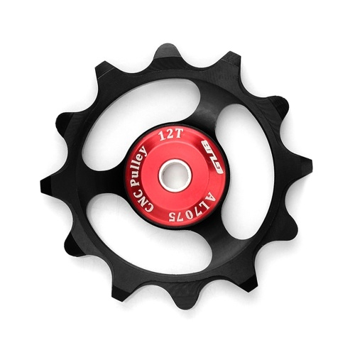 12T/14T MTB Bicycle Rear Derailleur Jockey Wheel 9/10/11 Speed Guide Pulley Bicycle Parts Accessories
